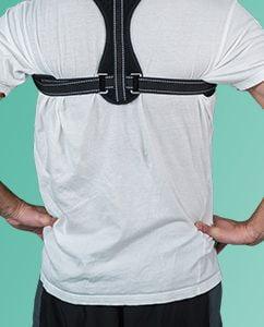 חגורה ליישור הגב