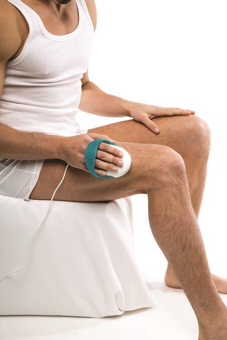 טיפול בכאבי ספורט | סוליו אלפא קיור פלוס