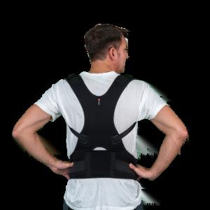 חגורת גב לשיפור יציבה ויישור גב
